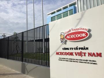 2019 - Nhà máy chế biến thực phẩm ACECOOK