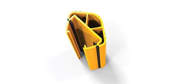 Tấm bảo vệ chân giá đỡ - Rack Guards