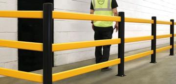 iFlex Pedestrian barrier