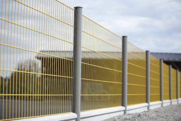 Hàng rào thép DIRICKX - AXIS® DR