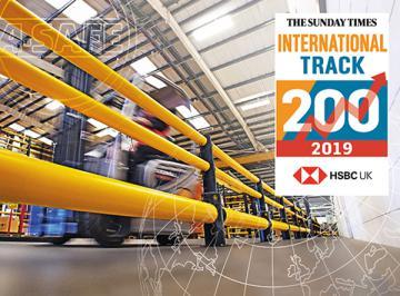 A-SAFE đứng thứ 78 trong bảng xếp hạng International Track 2019