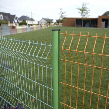 Hàng rào thép DIRICKX - AXIS® S