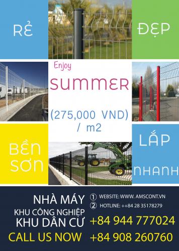 SUMMER PROMOTION - KHUYẾN MÃI MÙA HÈ