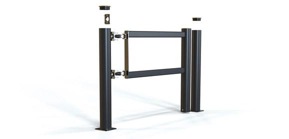 iFlex™ Swing Gate Short - Long